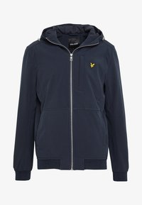 Lyle & Scott - SOFTSHELL JACKET - Korte jassen - dark navy - 4