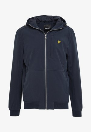 SOFTSHELL JACKET - Tunn jacka - dark navy