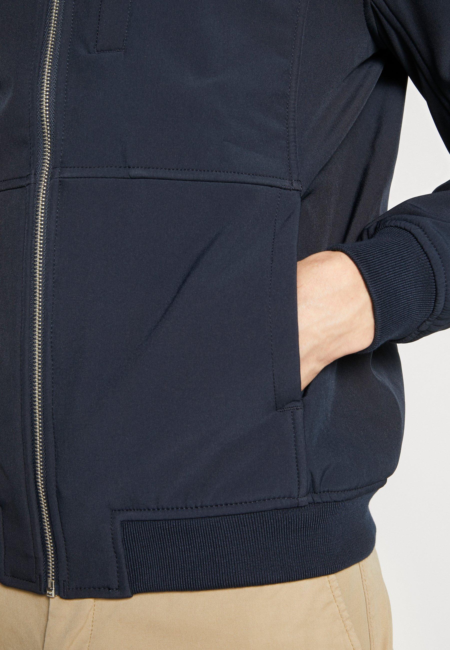 Lyle & Scott Softshell Jacket - Korte Jassen Dark Navy