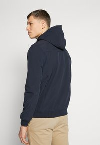 Lyle & Scott - SOFTSHELL JACKET - Korte jassen - dark navy - 2