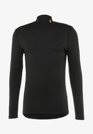 GOLF BASELAYER - T-shirt à manches longues - true black