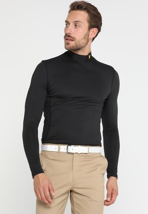 GOLF BASELAYER - Longsleeve - true black