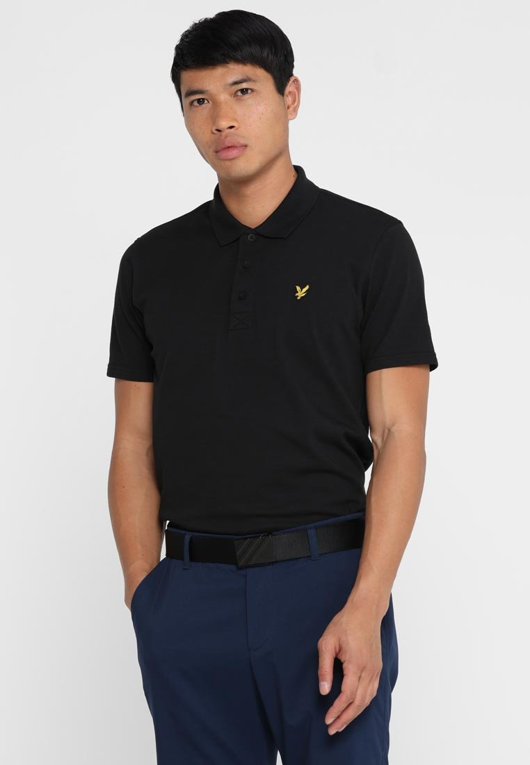 Lyle & Scott - GOLF - Poloshirt - true black