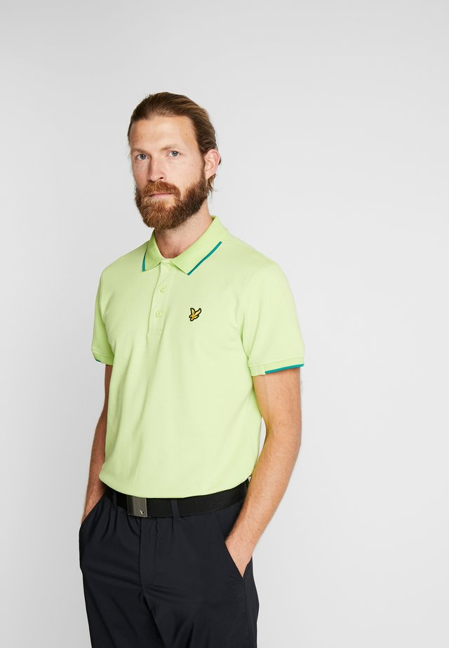 ANDREW - Sports shirt - lime green