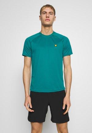 CORE RAGLAN - T-Shirt basic - teal green