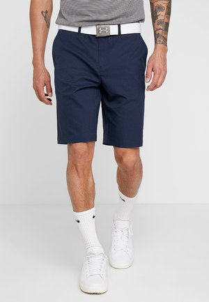 TECH SHORT - kurze Sporthose - navy