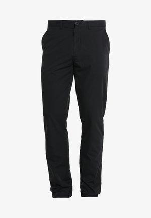 TECH TROUSER - Trousers - true black