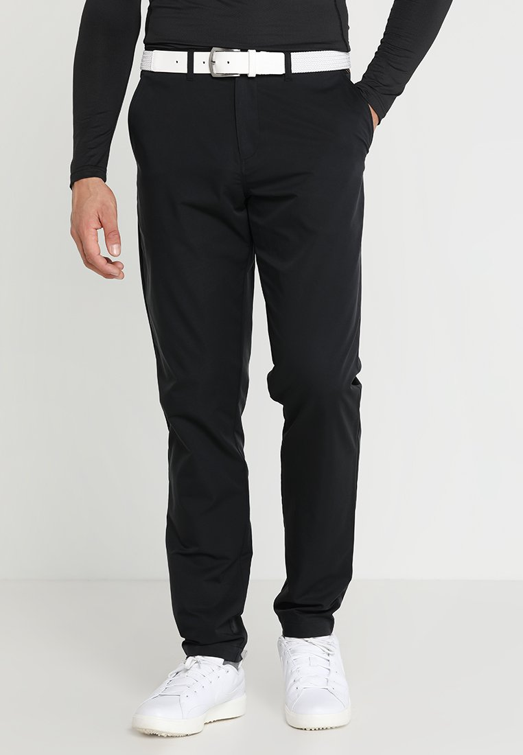 Lyle & Scott - TECH TROUSER - Pantalones - true black