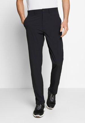 GOLF TECH TROUSERS - Pantalon classique - true black