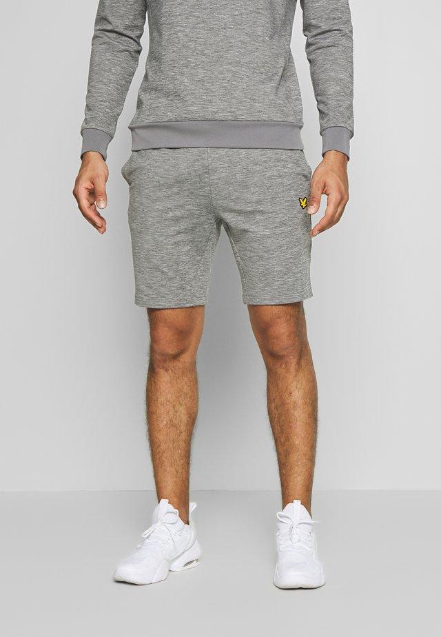 SUPERWICK SHORTS - Sports shorts - mid grey