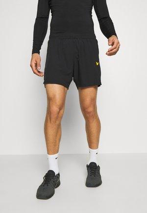 CORE SHORT - kurze Sporthose - true black