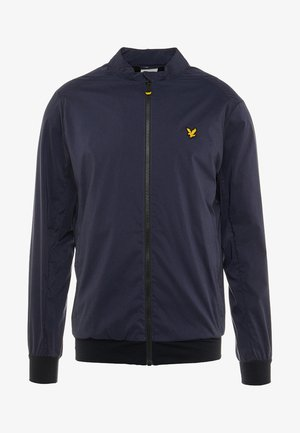 GOLF BOMBER JACKET - Regenjas - navy