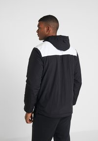 Lyle & Scott - OVERHEAD ANORAK - Trainingsvest - true black - 2