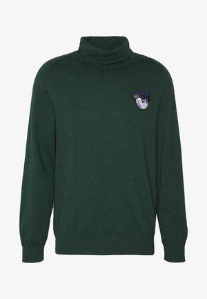MALBON ROLLNECK - Pullover - jade green