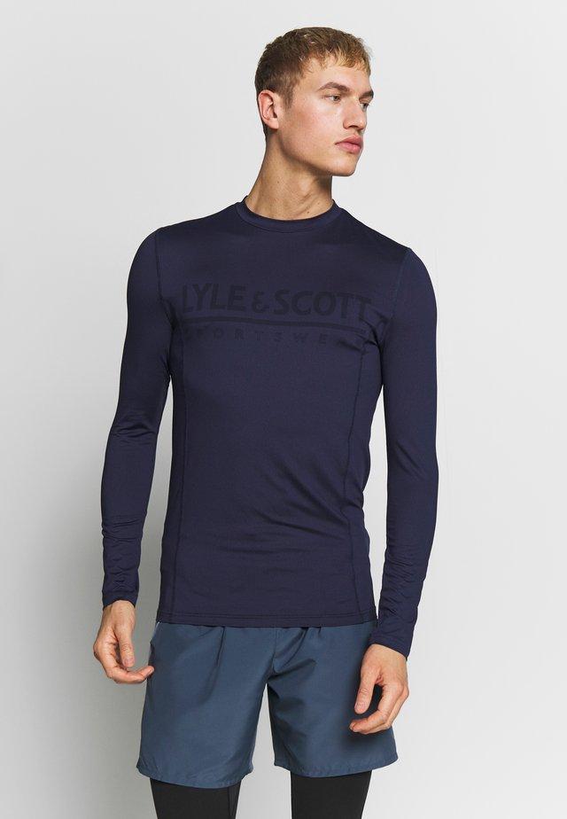 BASE LAYER - Sports shirt - navy