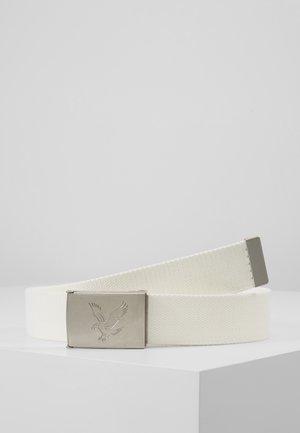 GOLF BELTS - Pasek - white