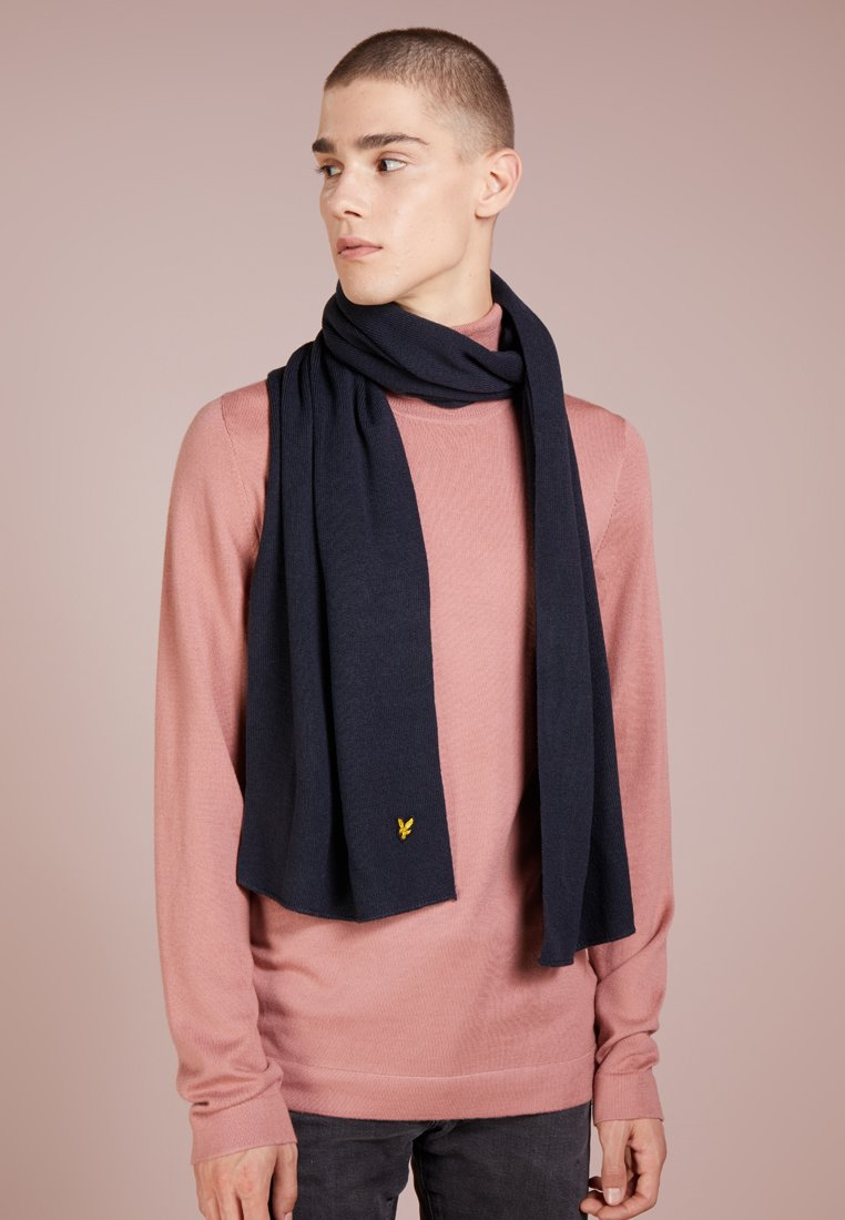 Lyle & Scott - SCARF - Sjaal - dark navy
