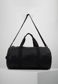 Lyle & Scott - LIGHTWEIGHT BARREL - Weekendbag - true black - 2