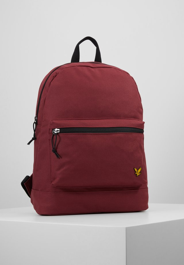 CORE BACKPACK - Rucksack - burgundy