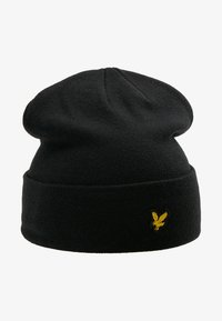 Lyle & Scott - BEANIE - Mütze - true black - 1