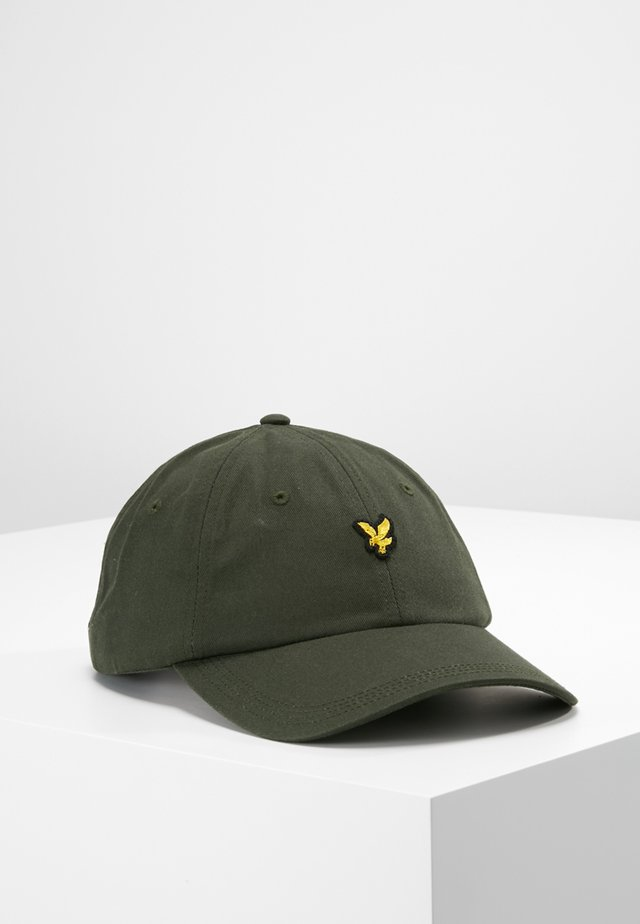 BASEBALL - Cap - leaf green