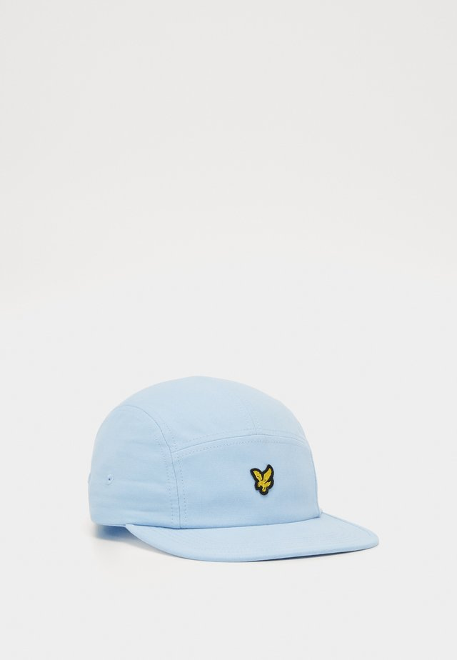 FIVE PANEL CAP - Casquette - pool blue