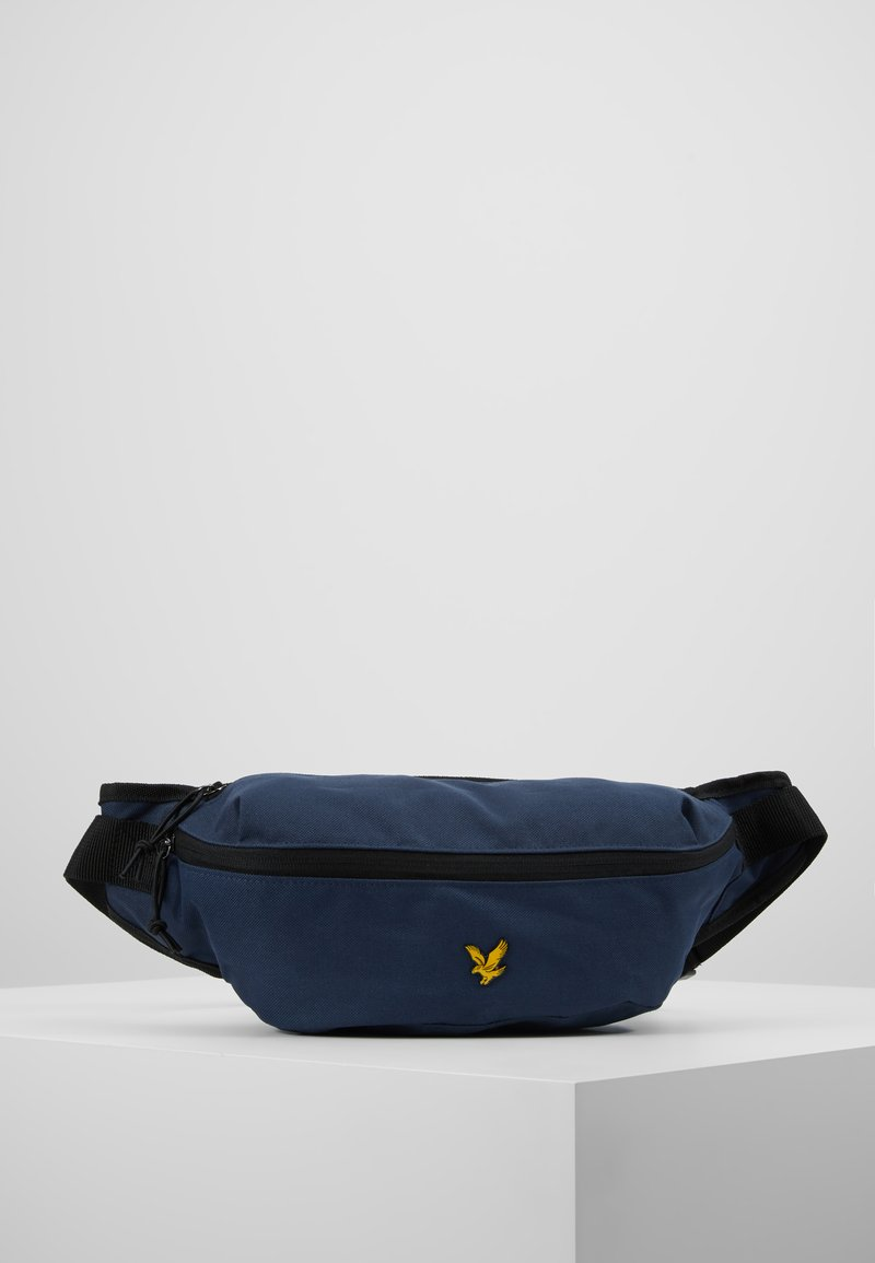Lyle & Scott - CROSS BODY SLING - Ledvinka - navy