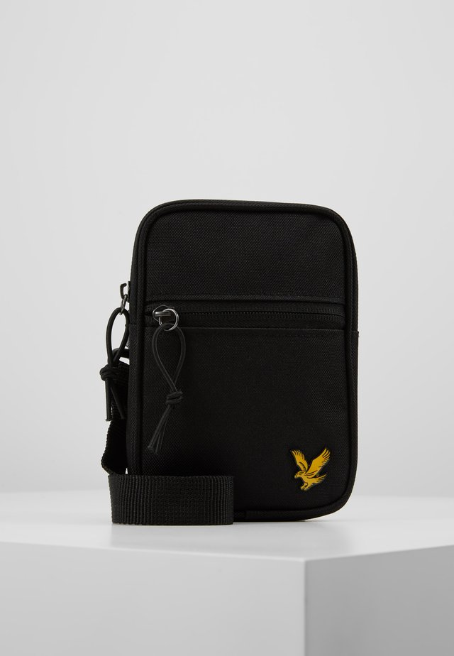 MINI MESSENGER - Sac bandoulière - true black