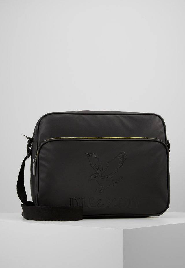 BOWLING BAG - Laptop bag - true black