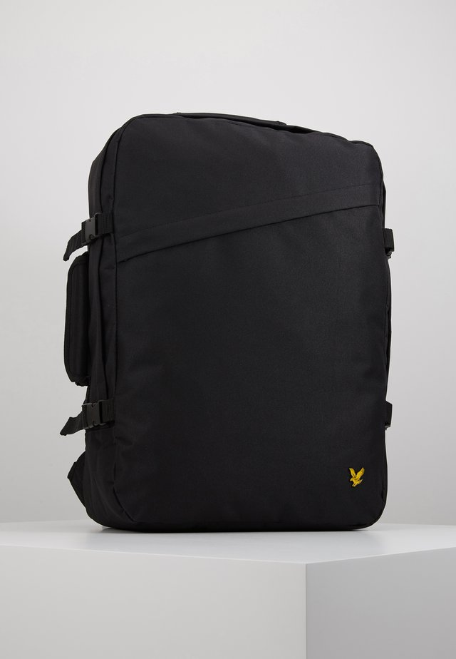 WORKPACK - Rucksack - true black