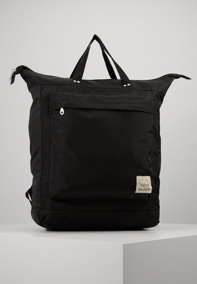 Plecak - true black