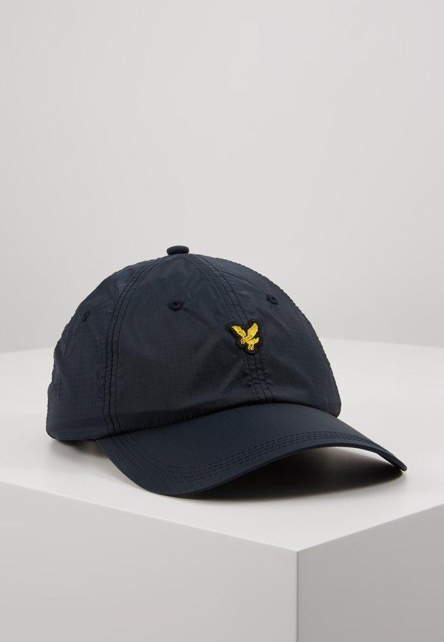 RIPSTOP CAP - Cap - dark navy