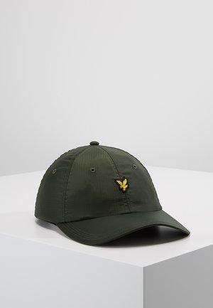 RIPSTOP CAP - Cap - woodland green