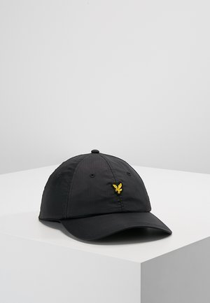RIPSTOP CAP - Cap - true black