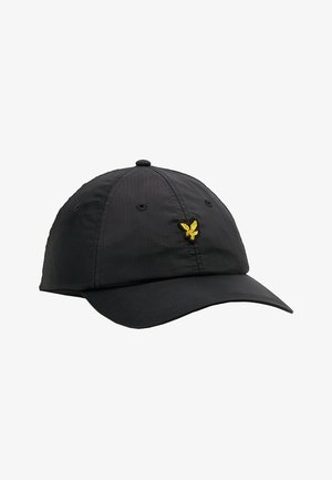 RIPSTOP CAP - Pet - true black
