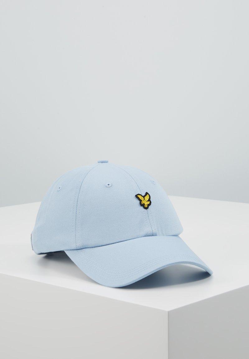 Lyle & Scott - BASEBALL - Caps - pool blue