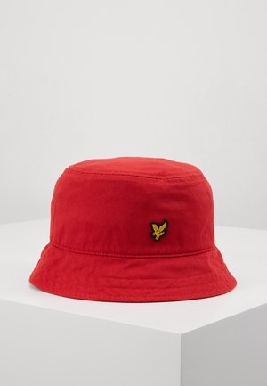 BUCKET HAT - Hut - gala red