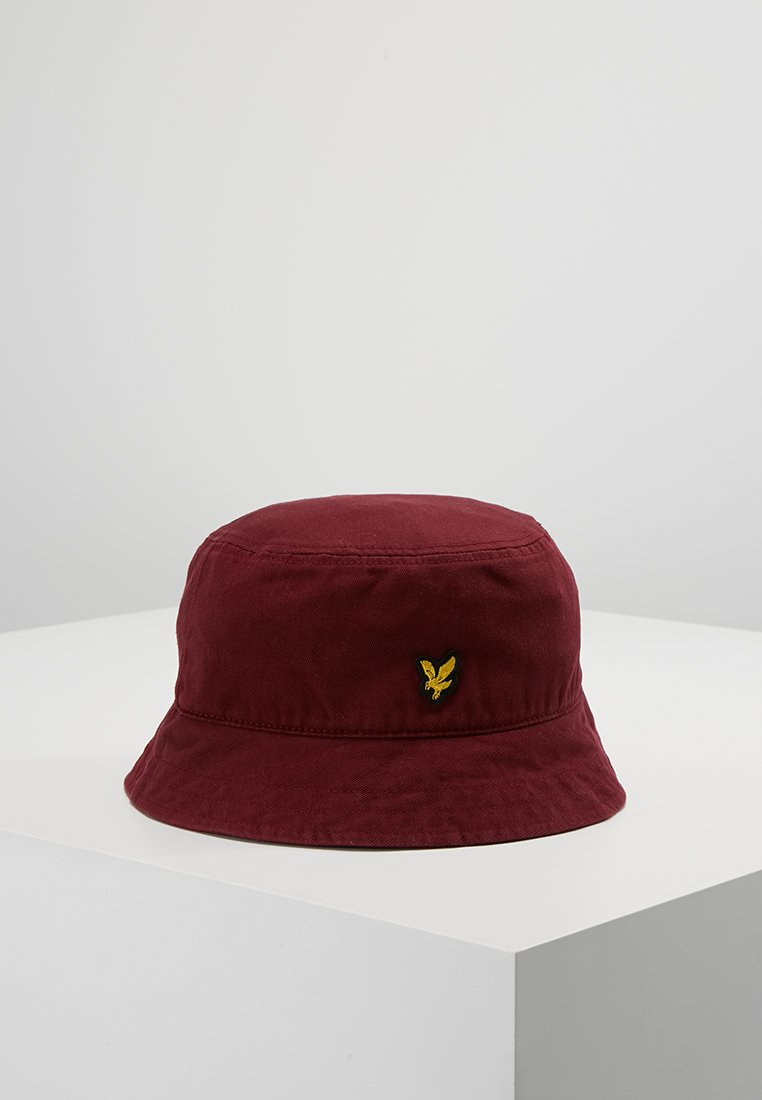 Lyle & Scott - BUCKET HAT - Hat - bordeaux