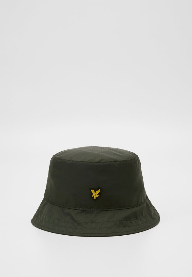 RIPSTOP BUCKET HAT - Chapeau - woodland green
