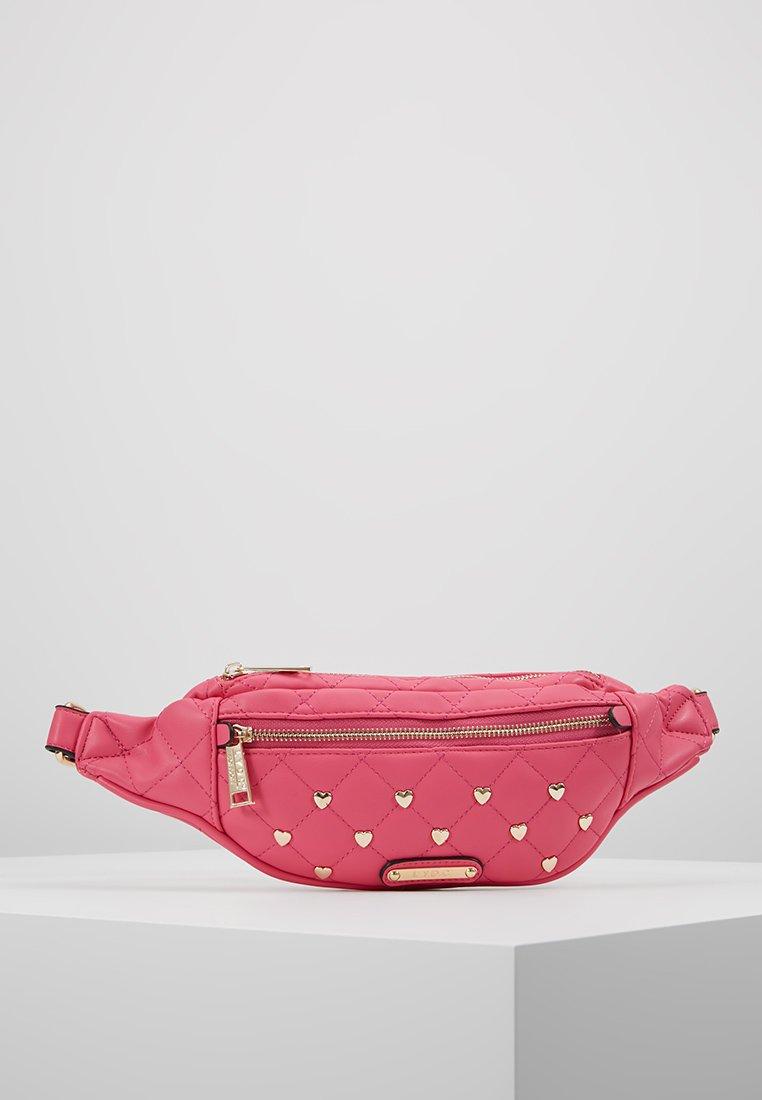 LYDC London - BUMBAG HEARTS - Bum bag - pink