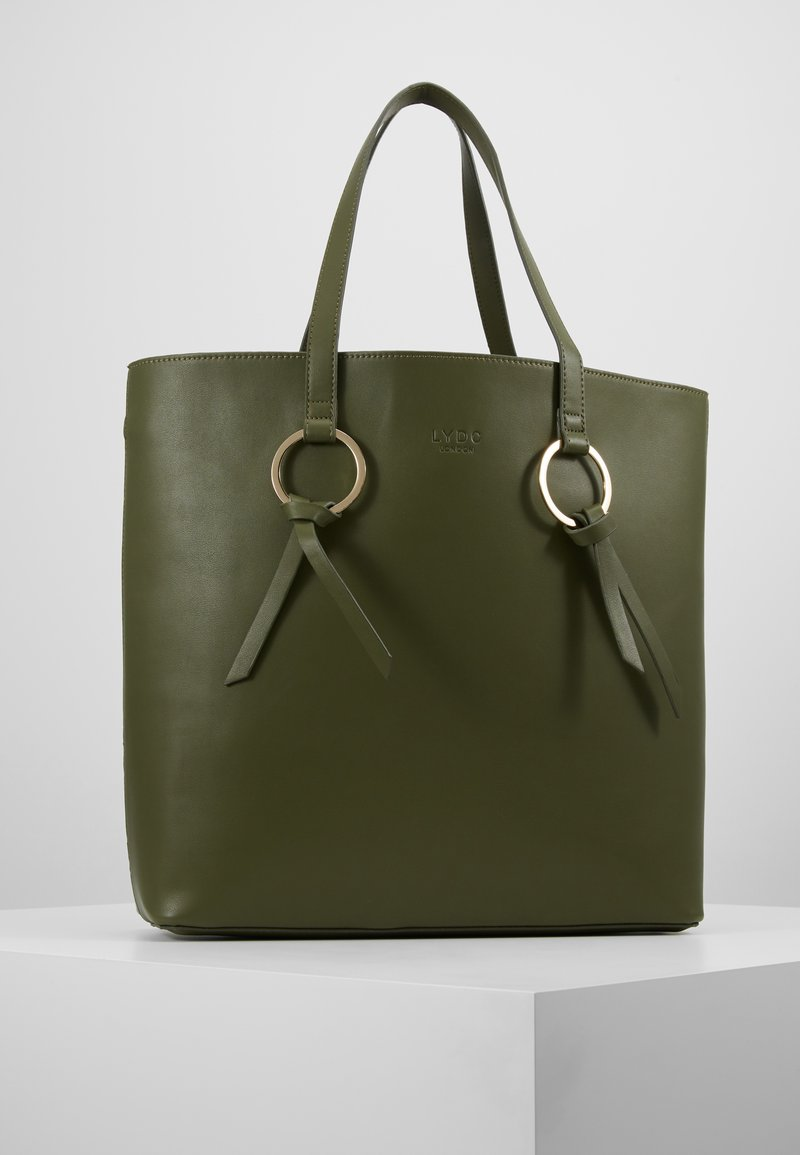 LYDC London - Shopping bag - olive