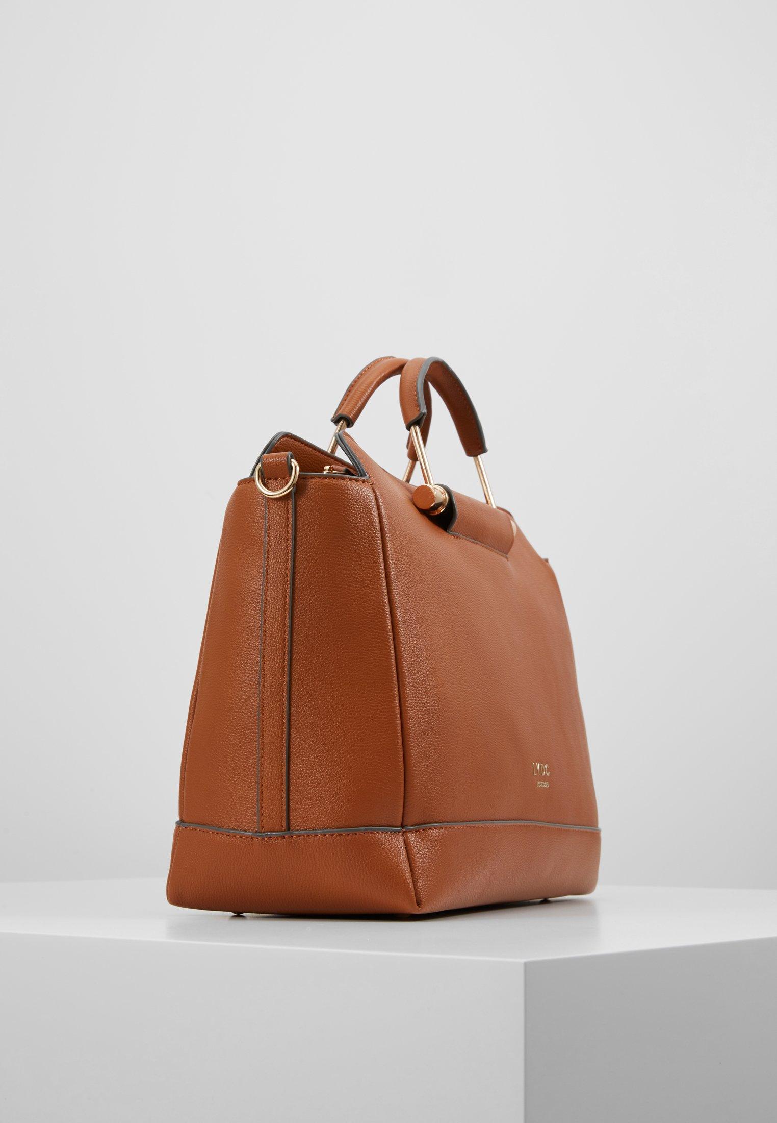 LYDC London Torebka - brown