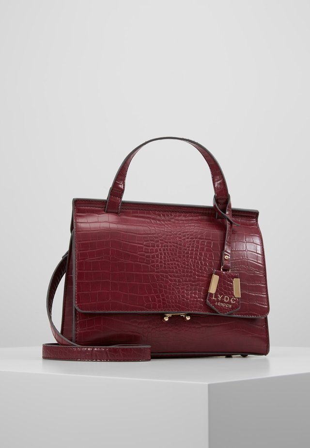 Handbag - bordeaux