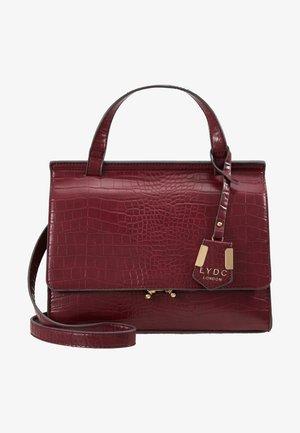 Handtasche - bordeaux