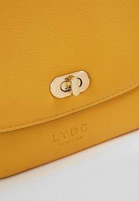 LYDC London - Handbag - yellow - 6