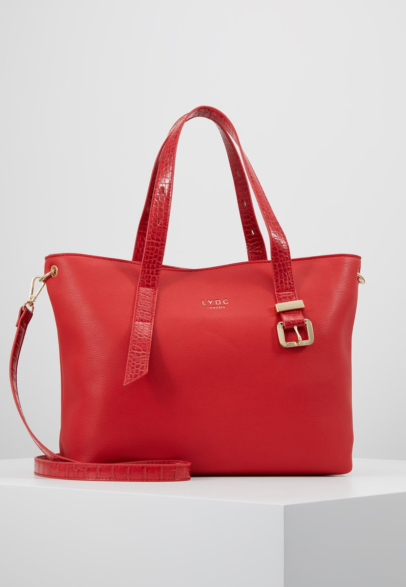 LYDC London - Handbag - red