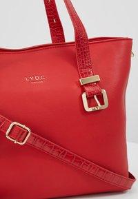 LYDC London - Kabelka - red - 6