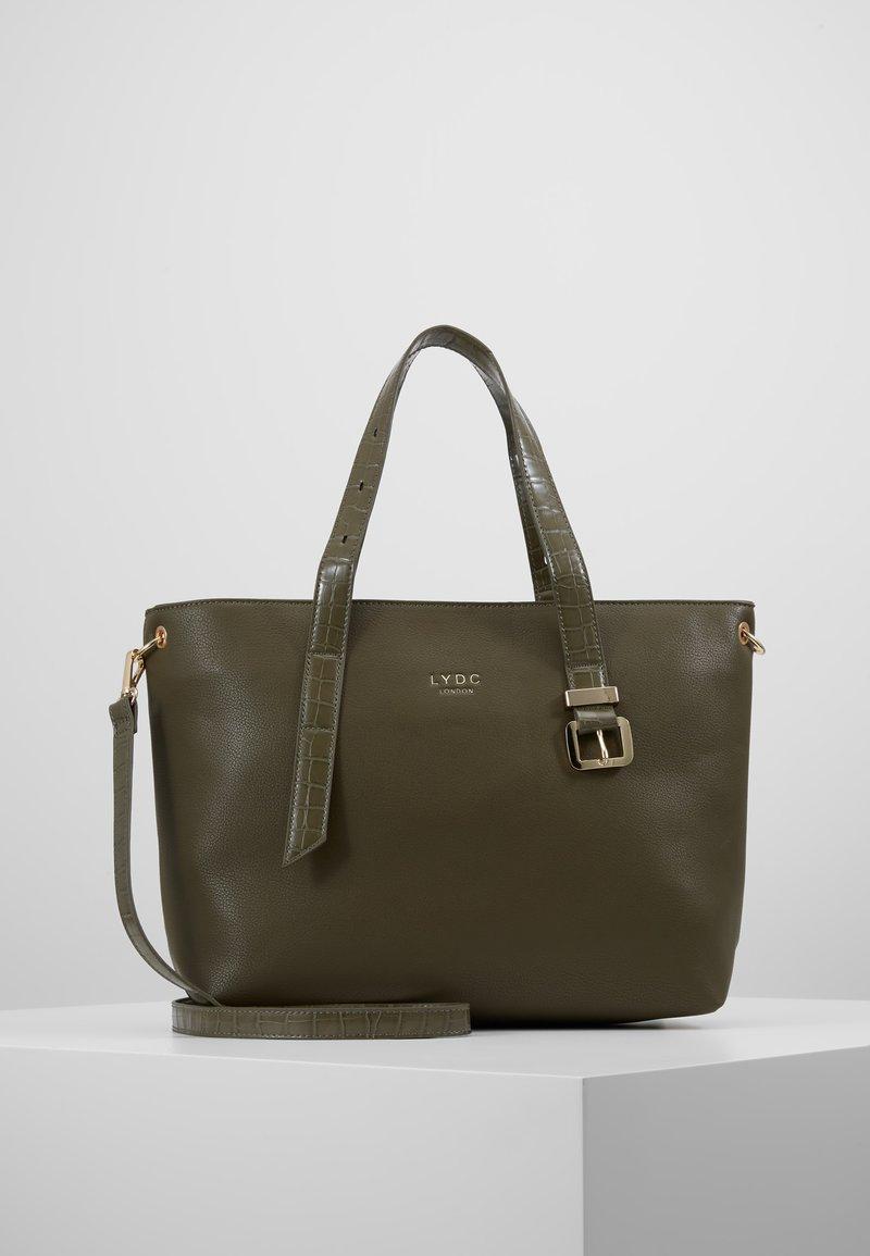 LYDC London - Handtasche - olive