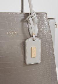 LYDC London - Håndveske - grey - 2