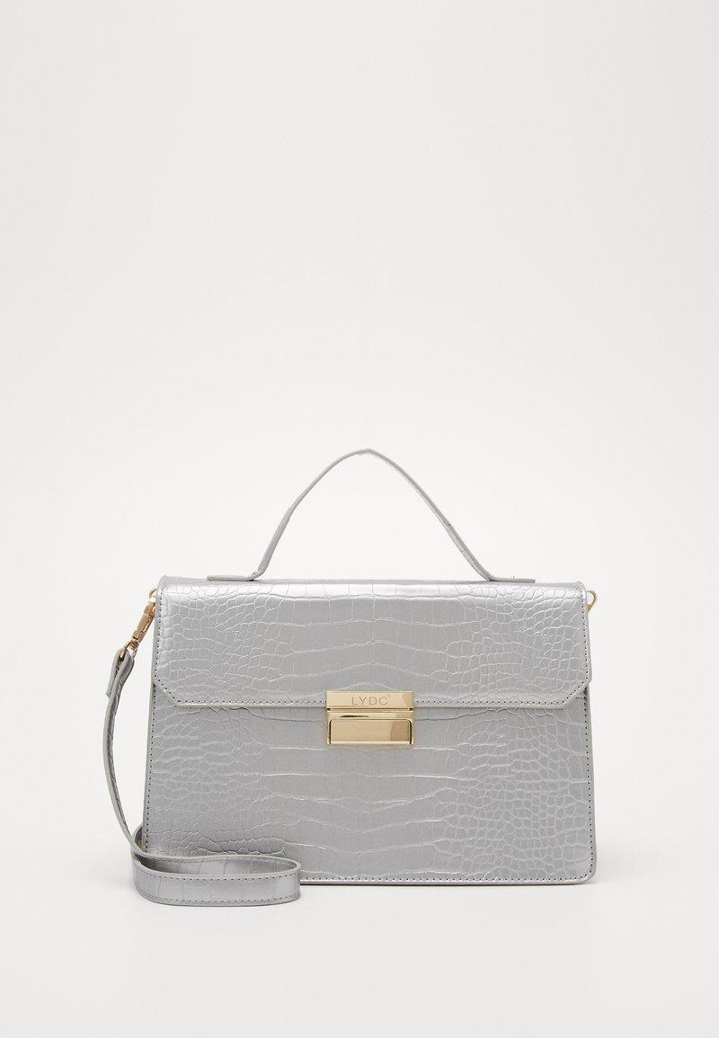 LYDC London - Handbag - silver